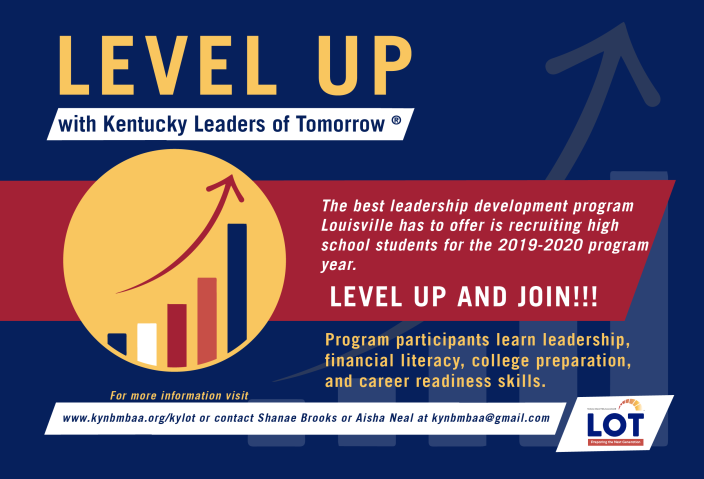 Level up LOT® recruiting 2019